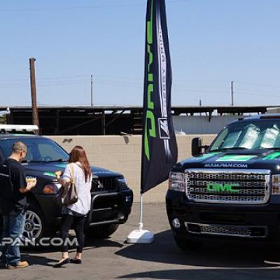 M7 Pro Shop Grand Opening at Amplified Motosport in City of Industry, California