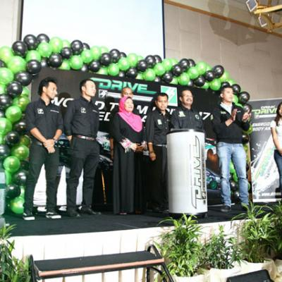Official Launch of Team Drive M7 World